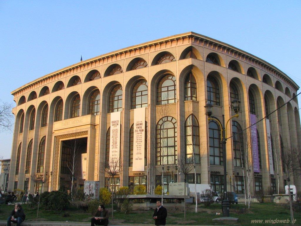 Bucarest: capitale europea