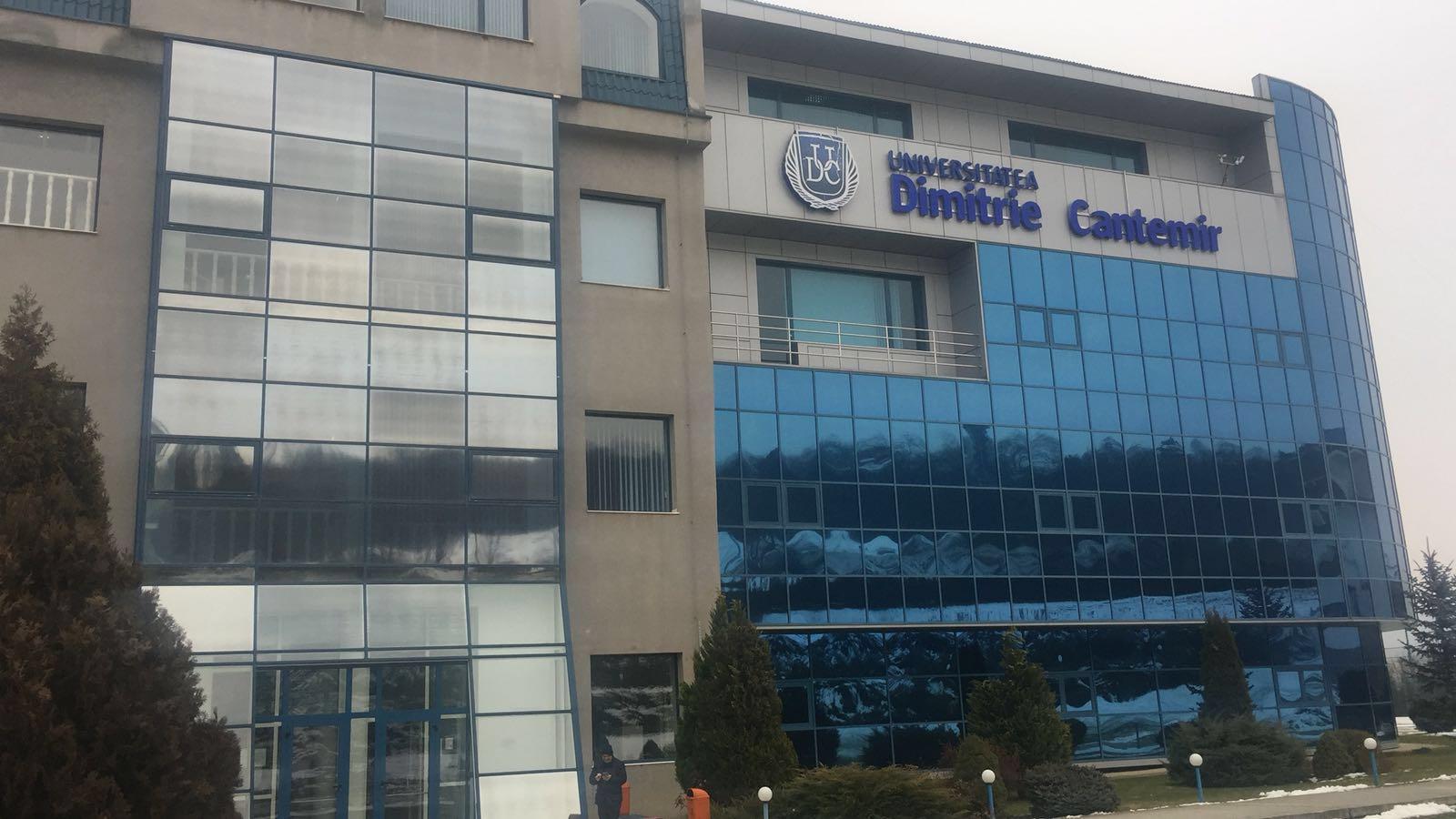 Università Dimitrie Cantemir