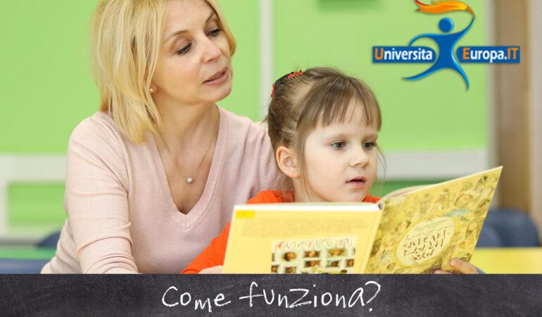 Specializzazione sostegno online Romania
