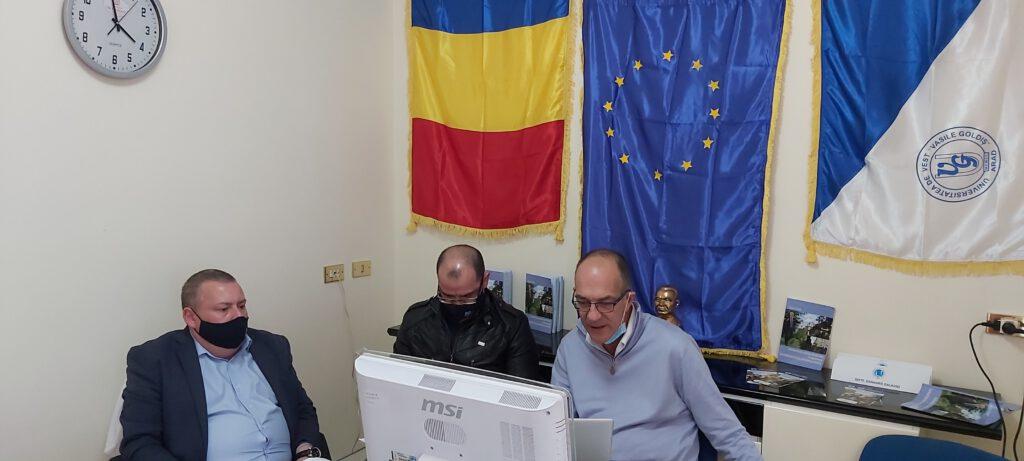 Openday Università Vest Vasile Goldis