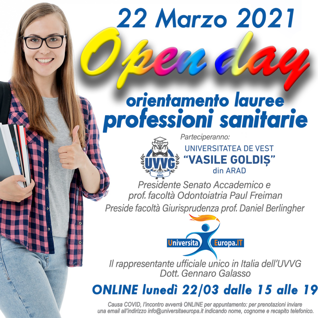 Openday professioni sanitarie