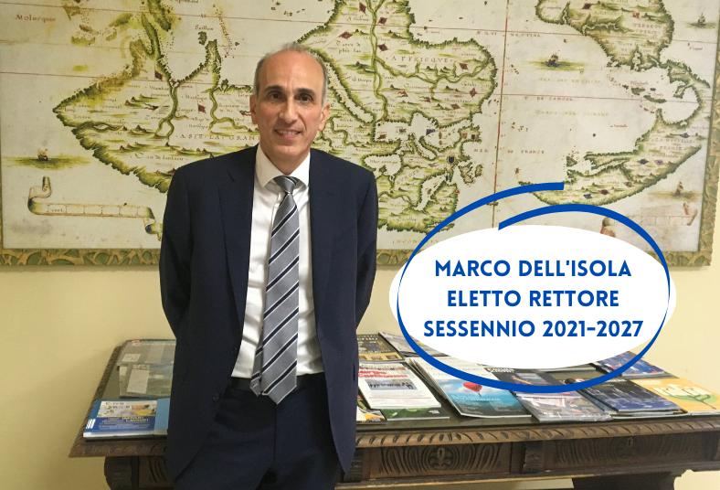 Marco Dell'Isola, ordinario di Fisica Tecnica Industriale, è stato eletto rettore dell'Università di Cassino e del Lazio Meridionale
